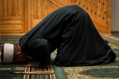 Obraz Imám modlí