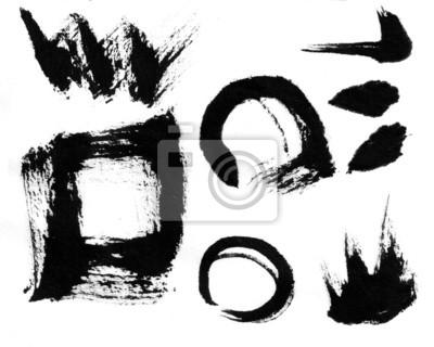 inkoust textury