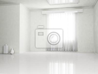 Interiérový design scény