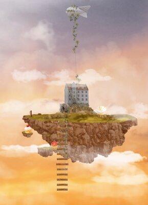 Obraz Island in the Sky