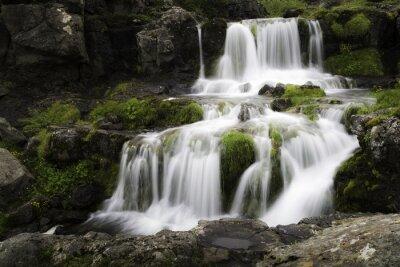 Obraz Islandský vodopád