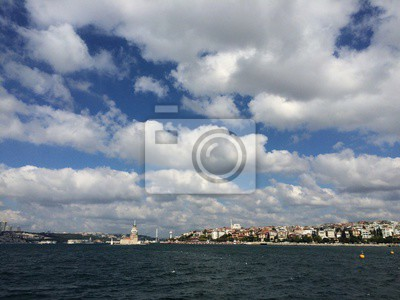 Obraz istanbul bosphorus
