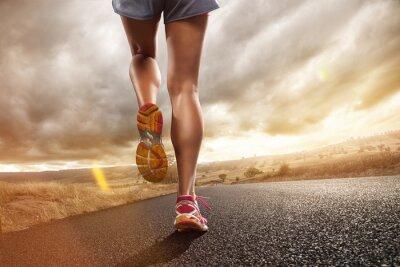 Obraz Jogging