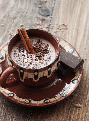 Obraz Kakao a čokoláda