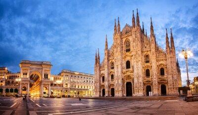 Katedrála Milán, Itálie
