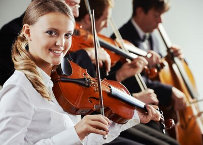 Obraz Klasická hudba