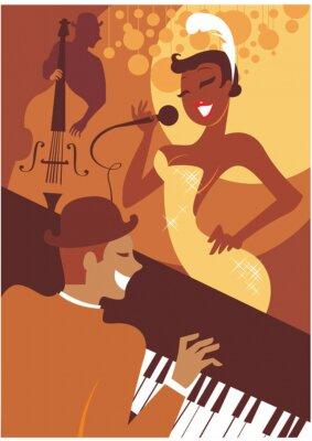 Obraz Koncert Jazz