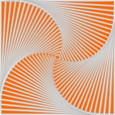 Obraz Konstrukce barevné točit pohyb iluze pozadí