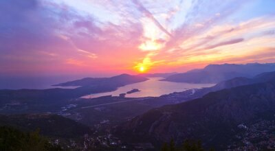 Kotor Bay - Montenegro