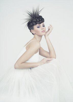 Obraz Krásná baletka