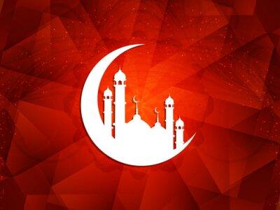 Obraz Krásné islámské pozadí.