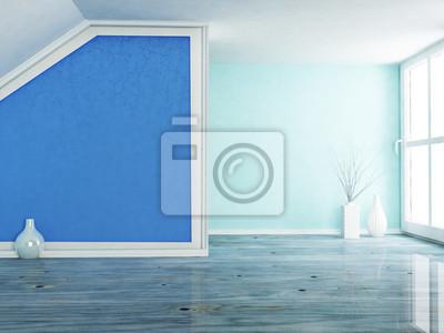 krásné prázdné místnosti