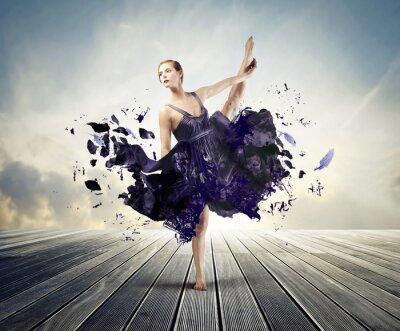 Obraz Kreativní balet