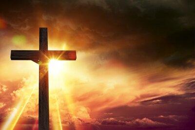 Obraz Kříž Blessing Lights