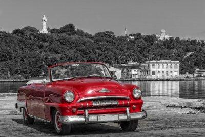 Obraz Kuba Casablanca Havana sw