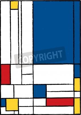 Obraz Kubistický obraz