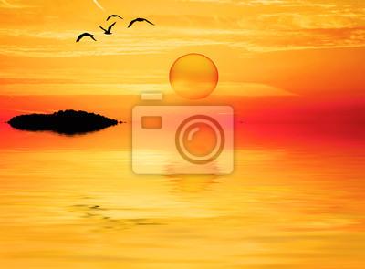Obraz la isla del sol