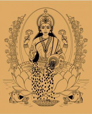 Obraz Lakshmi