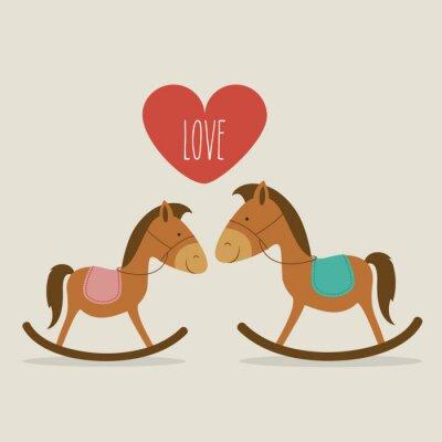 Obraz láska