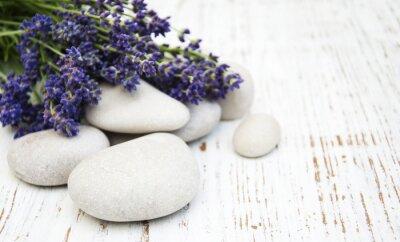 Obraz Lavender lázně