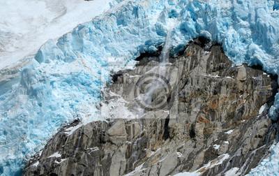 ledovec terén salašnický ledovec