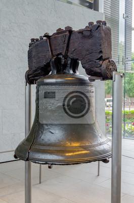 Liberty Bell ve Philadelphii, Pennsylvania