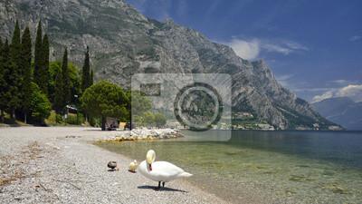 Limone sul Garda - Jezioro Garda jsme Włoszech