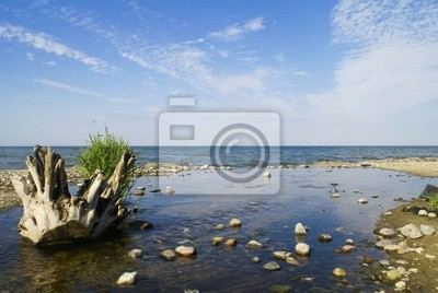 Little River a velké moře.