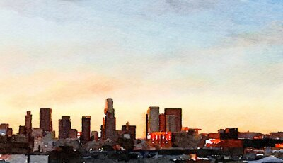Obraz Los Angeles