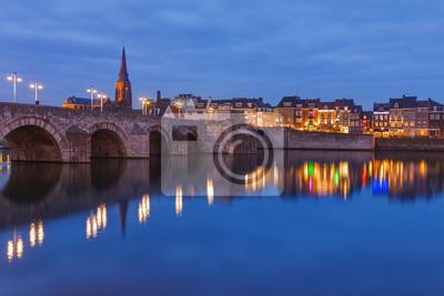 Maastricht cityscape - Netherlands