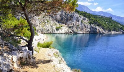 Makarská riviéra, Dalmacja, Chorwacja