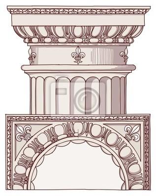 Makovice (dórský architektonické pořadí)