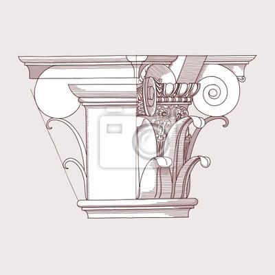 Makovice ruky nakreslit náčrtek kompozitní pořadí
