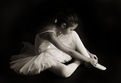 Obraz Malý baletní tanečník