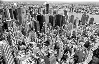 Obraz Manhattan, New York City. USA.