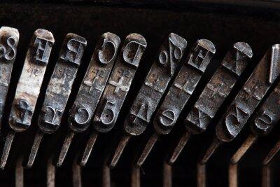 Obraz Maszyna dělat pisania