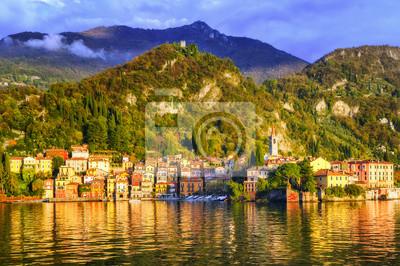 Menaggio, Lake Como, Itálie