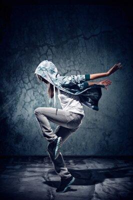 Obraz městské tanec