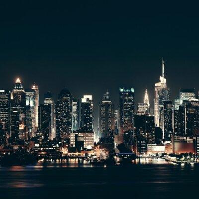 Obraz Midtown Manhattan skyline