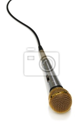 Mikrofon a kabel