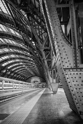 Obraz Milan Central Station - binární