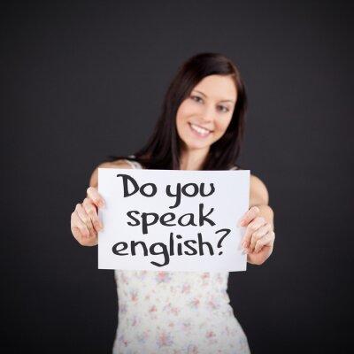 Obraz Mluvíte anglicky?
