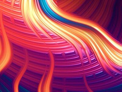 Obraz Moderní abstraktní energetické tapety / pozadí