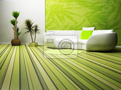 Moderní design interiéru životní