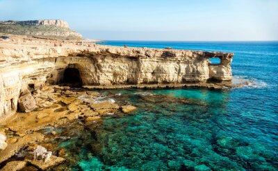 Obraz Mořské jeskyně panorama