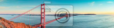 Obraz Most Golden Gate, San Francisco, Kalifornie