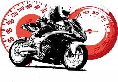 Obraz moto