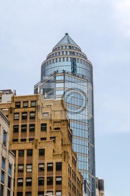 Mrakodrapy na Manhattanu