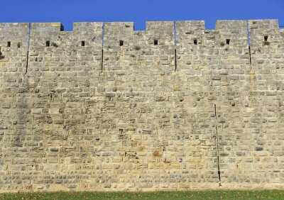 Obraz Muro del Castello.