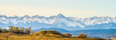 Obraz na úpatí Colorado Rockies